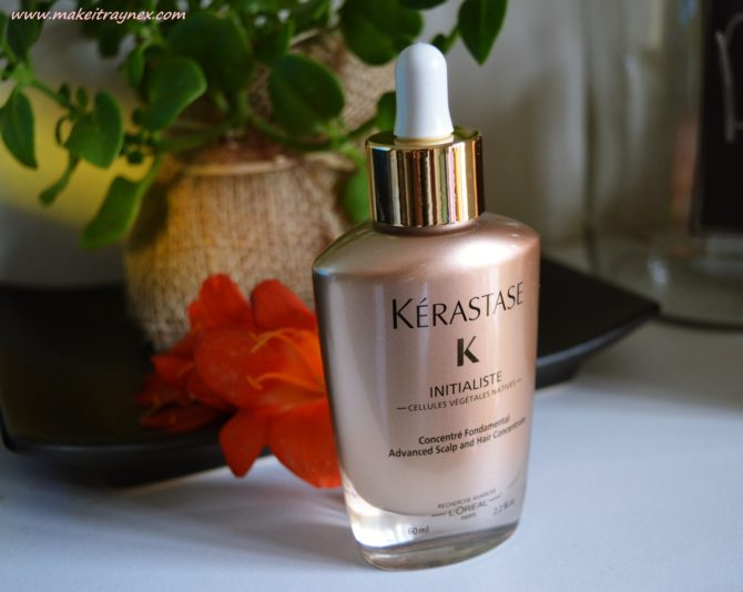 Advanced Scalp and Hair Concentrate by Kérastase {REVIEW}