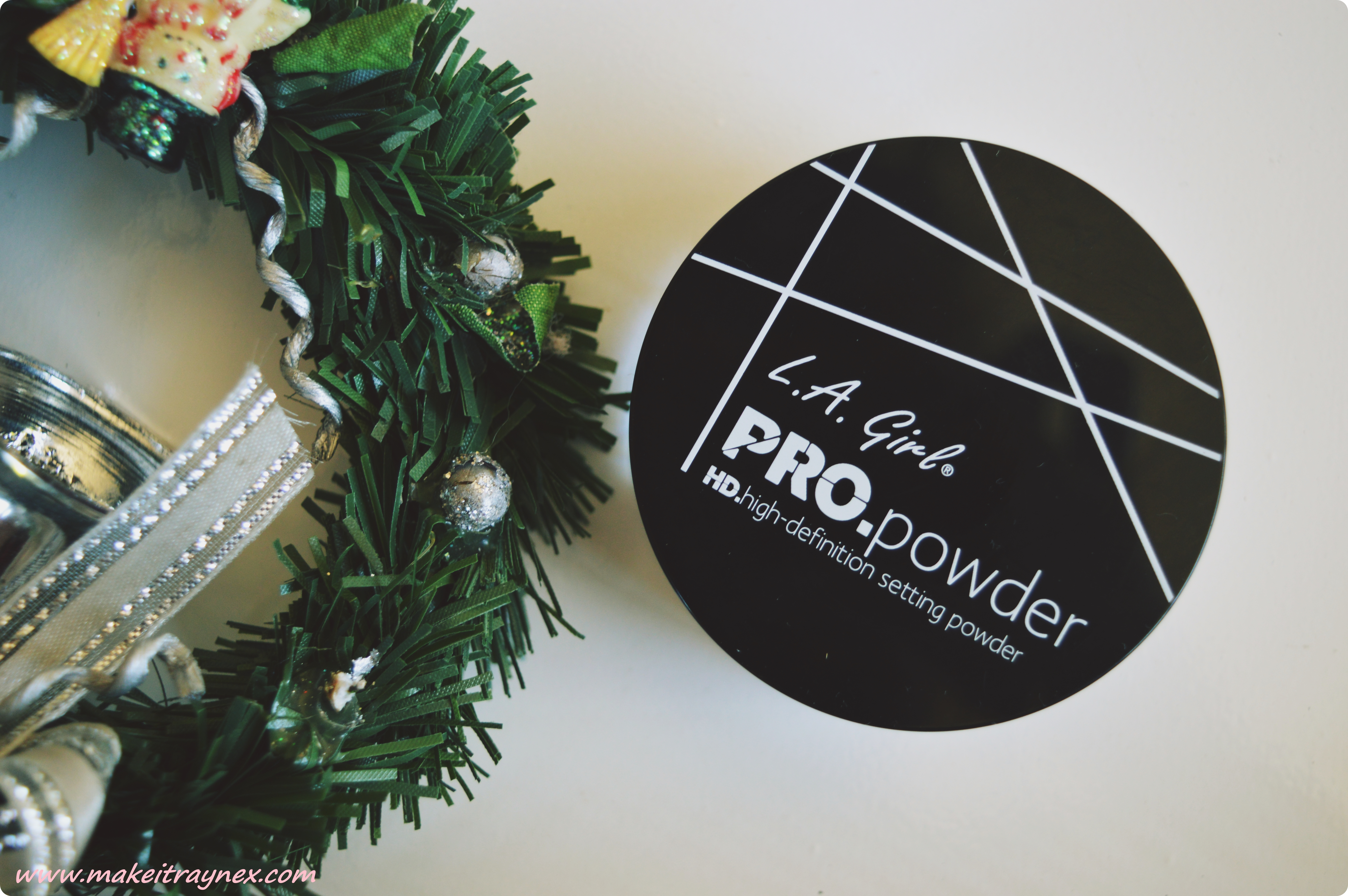 Pro Powder HD Setting Powder by L.A. Girl {REVIEW}