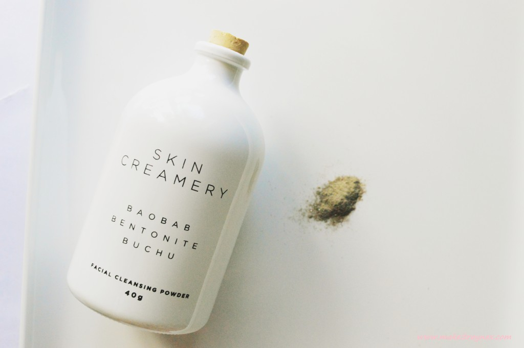 Cleansing Facial Powder