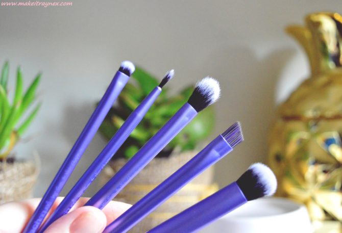 Top 5 Real Techniques Brushes {FAVOURITES}