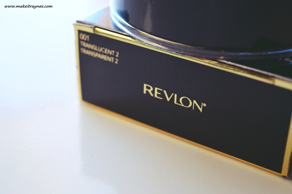 Touch & Glow Loose Face Powder from Revlon {REVIEW}