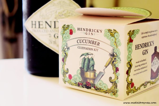 #CultivateTheUnusual with Hendricks Gin! {CAMPAIGN}