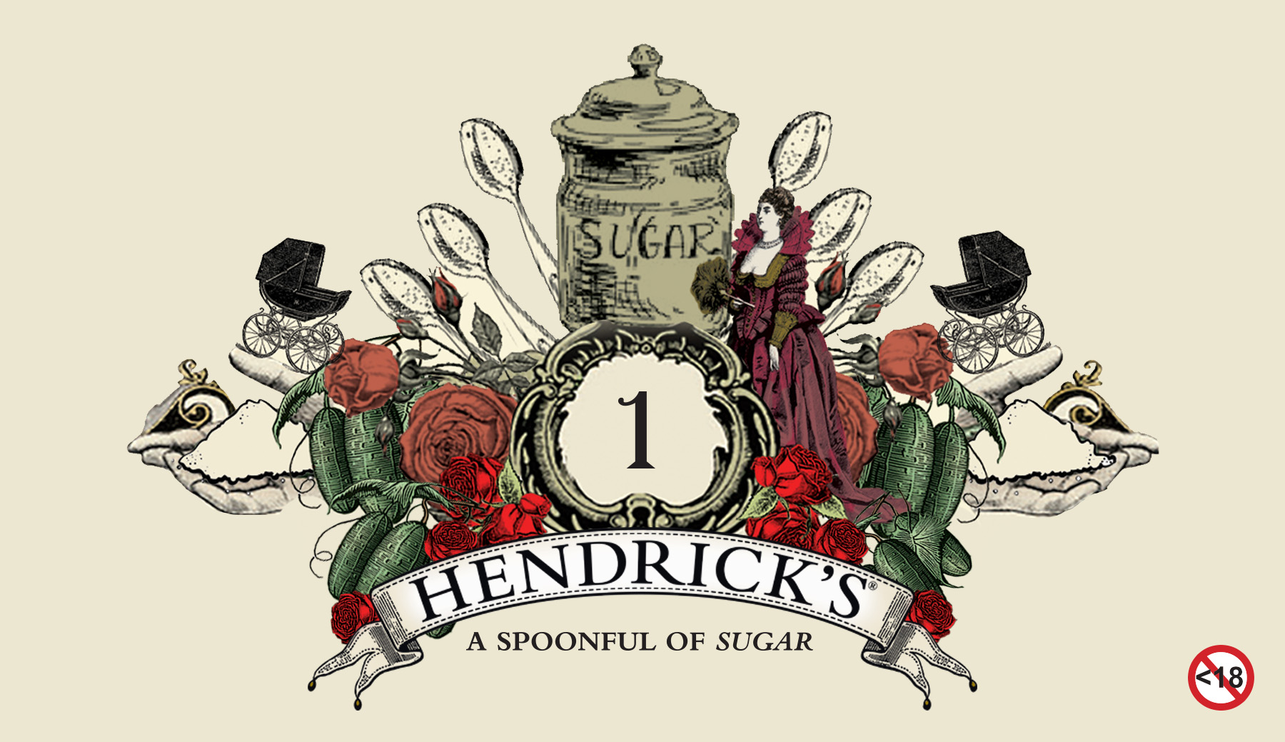 Hendrick's Gin unravels five Unusual Mothering Techniques from the 19th Century until now {CAMPAIGN}