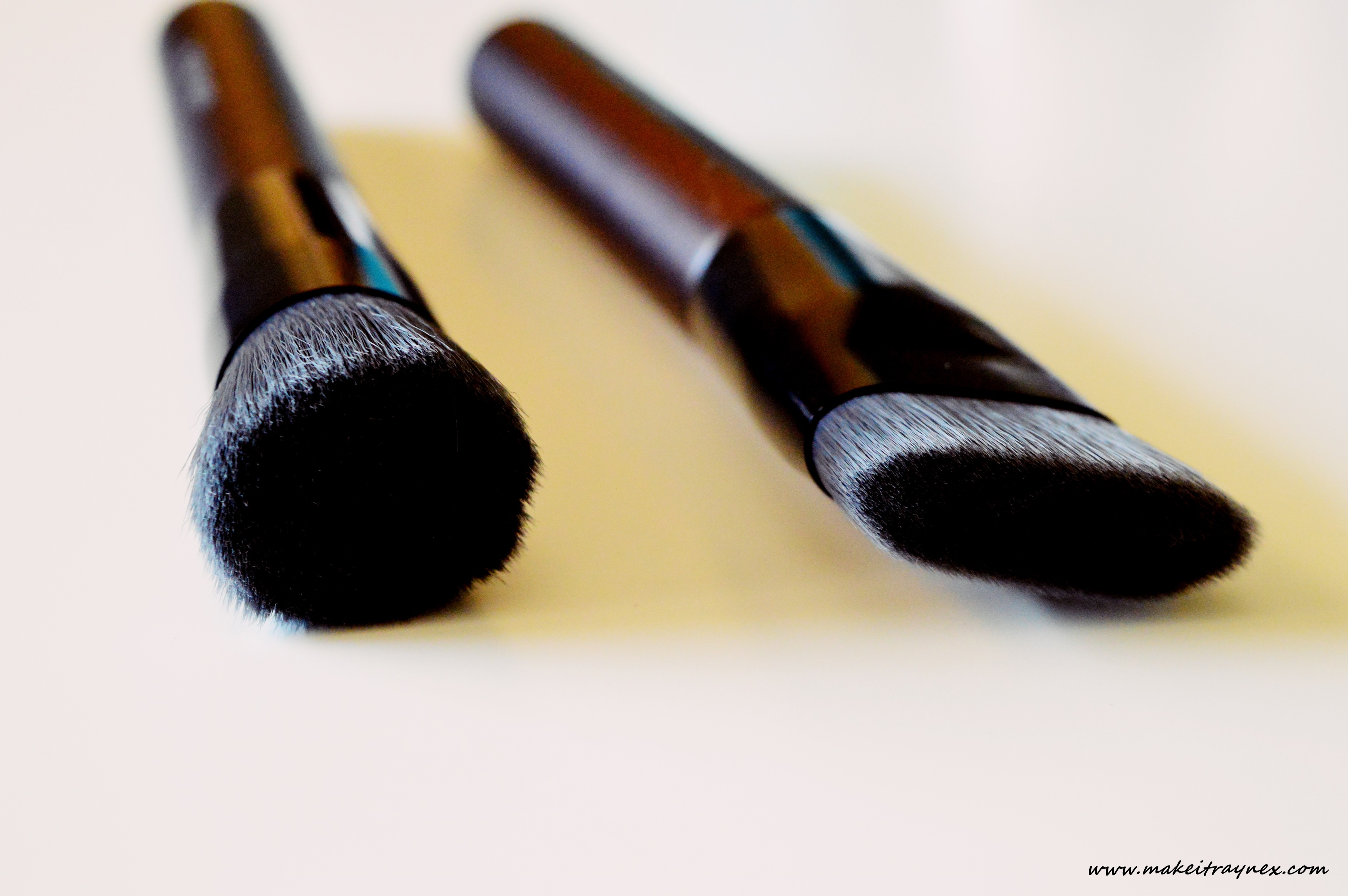 Have you tried brushes from The Body Shop? {REVIEW}