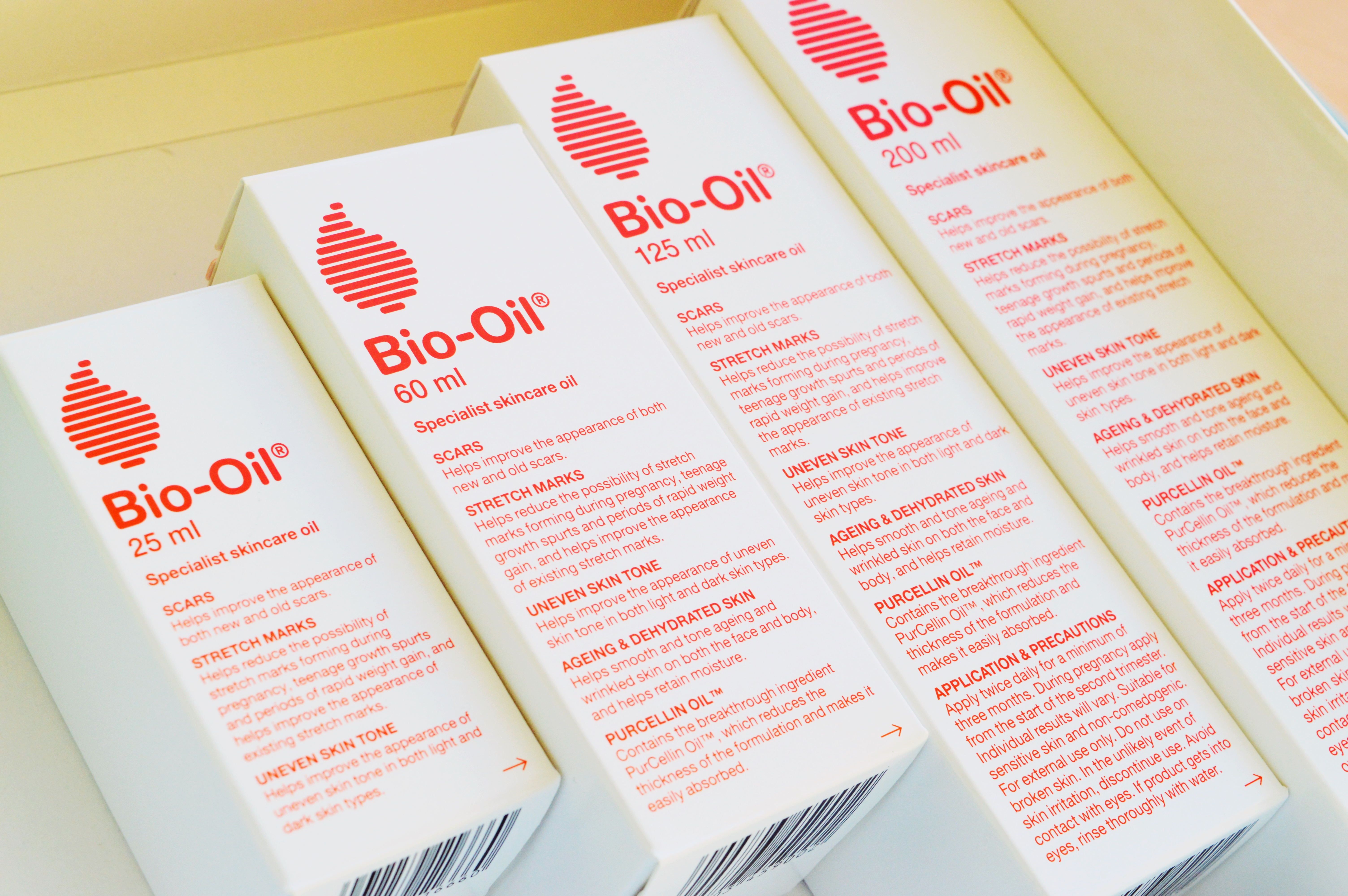Bio Oil Has Turned 30 And Reveals New Packaging Baby Sized Bottle Skincare