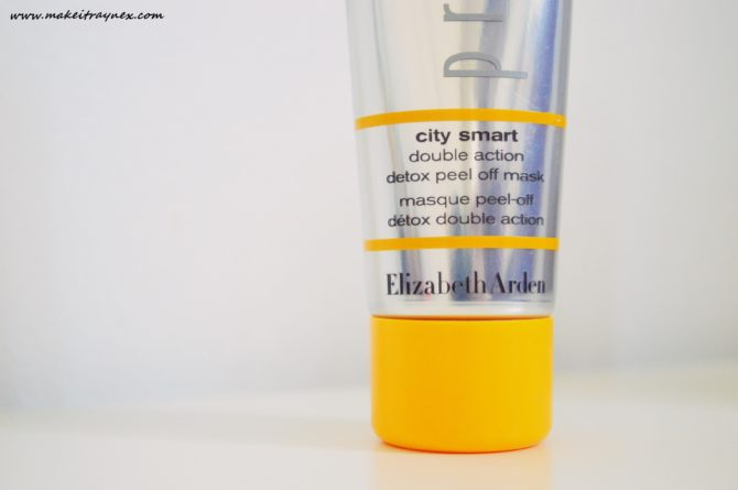 Prevage City Smart Double Action Detox Peel Off Mask from Elizabeth Arden {REVIEW}