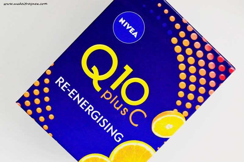 NIVEA Q10plusC Anti–Wrinkle + Energy