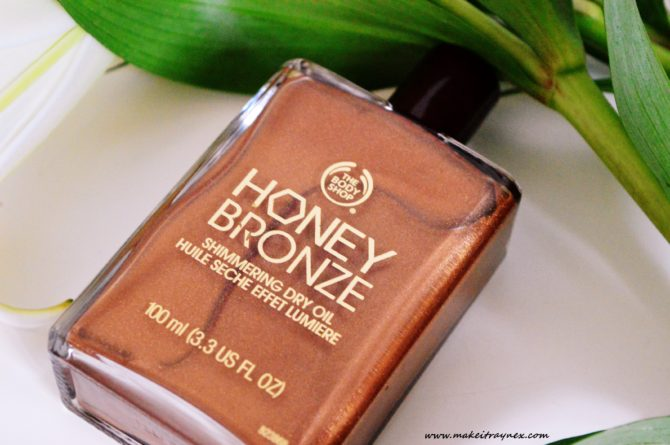 A full face make-up look for Spring using The Body Shop products {REVIEW}