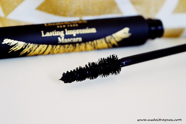 Statement Brow and Lasting Impression Mascara from Elizabeth Arden {REVIEW}
