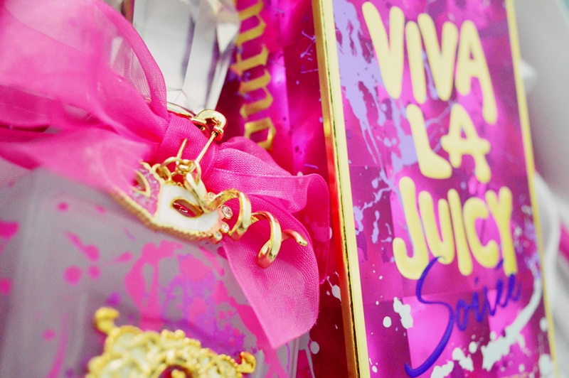 Be still my beating heart. Viva La Juicy Soirée has been released in South Africa! {FRAGRANCE CHRONICLES}