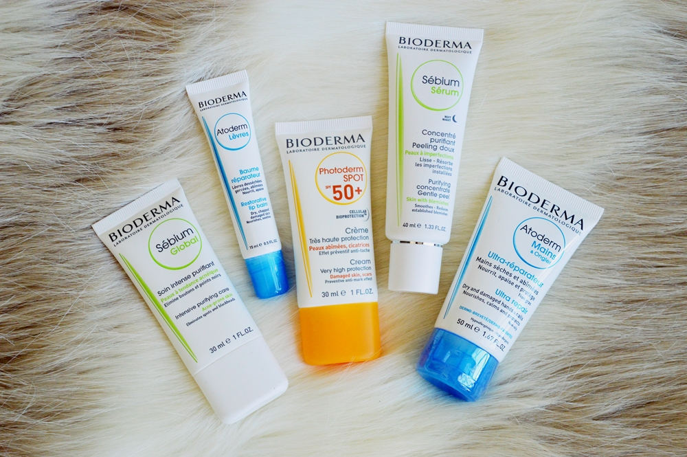 Bioderma Reviews: Gentle Peel, Micellar Water, SPF 50+ Cream & Lip Balm {REVIEWS}