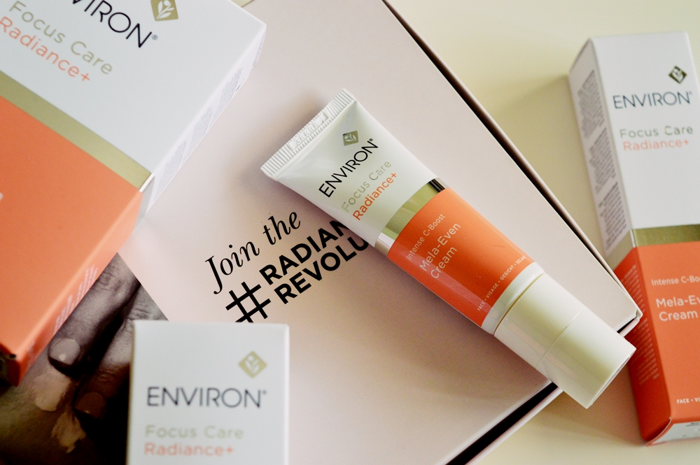 Restore your radiance with the Radiance+ Range from ENVIRON #RadianceRevolution | AD